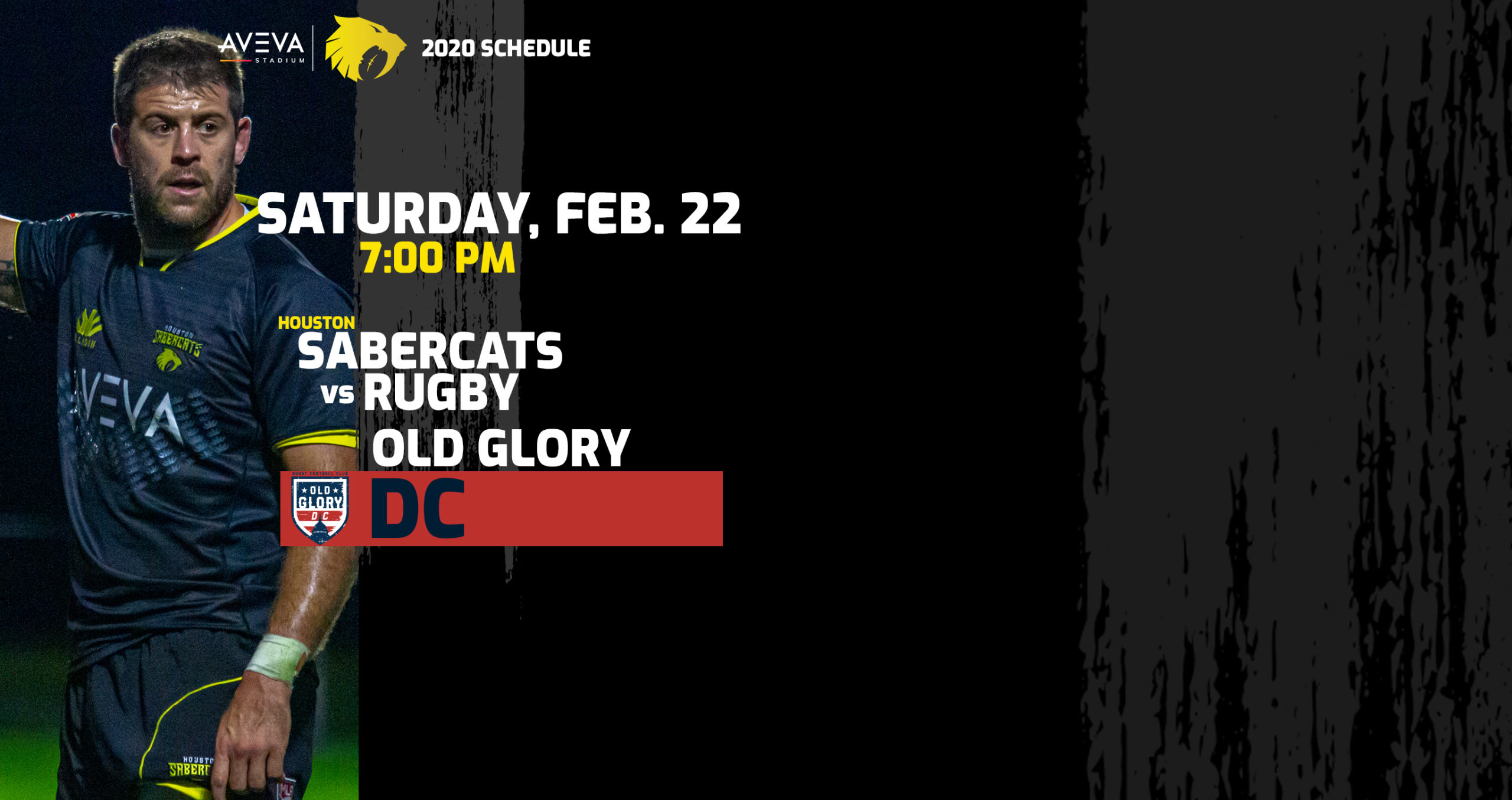 SaberCats vs. Old Glory DC